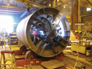 Photo: Oregon Iron Works