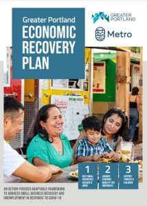 Greater Portland Economic Recovery Plan